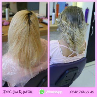 saç renkleri bayan 2017