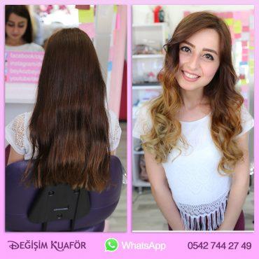 bayan saç boyası renkleri